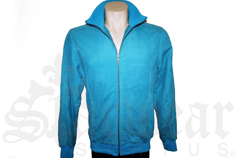 adidas suede jacket
