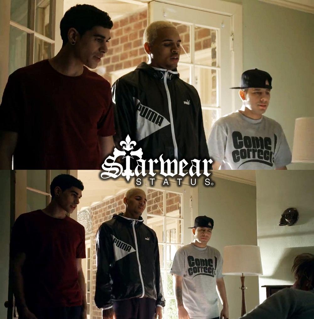 Chris Brown Screen Worn BATTLE - 704.0KB
