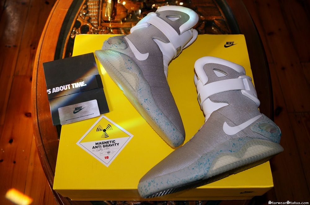Buy nike air mag size 15 \u003e up to 75